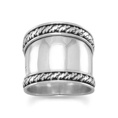 Picture of Bali Rope Edge Ring