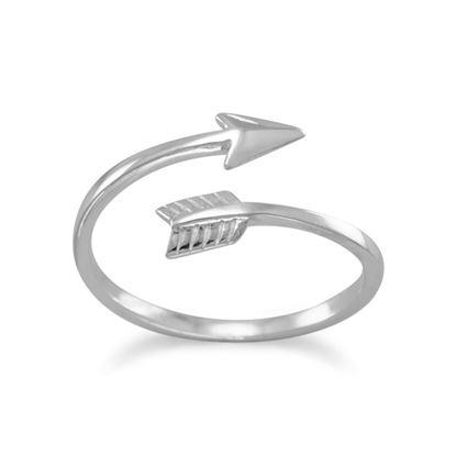 Picture of Aim High Arrow Wrap Around Ring
