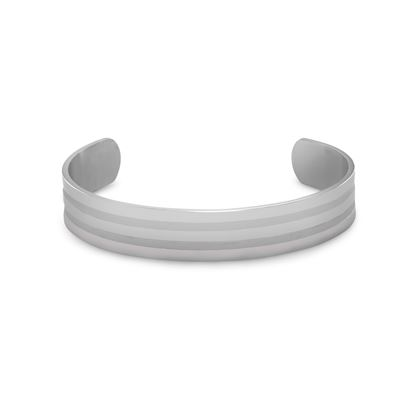 Picture of 316L Stainless Steel Men's Cuff Bracelet